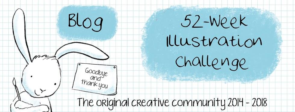 The 52-Week Illustration Challenge