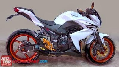 Foto Modifikasi Motor Kawasaki Z250 Terbaru , semoga bermanfaat dan