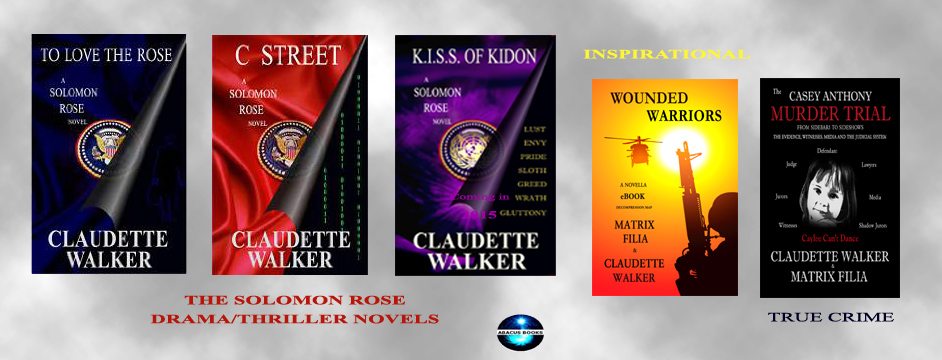 WRITER'S DEN ...Claudette Walker, Author