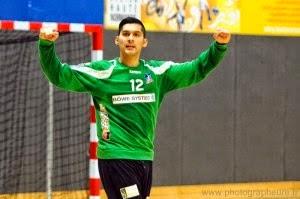 Fernando García jugará en la N1 de Francia | Mundo Handball