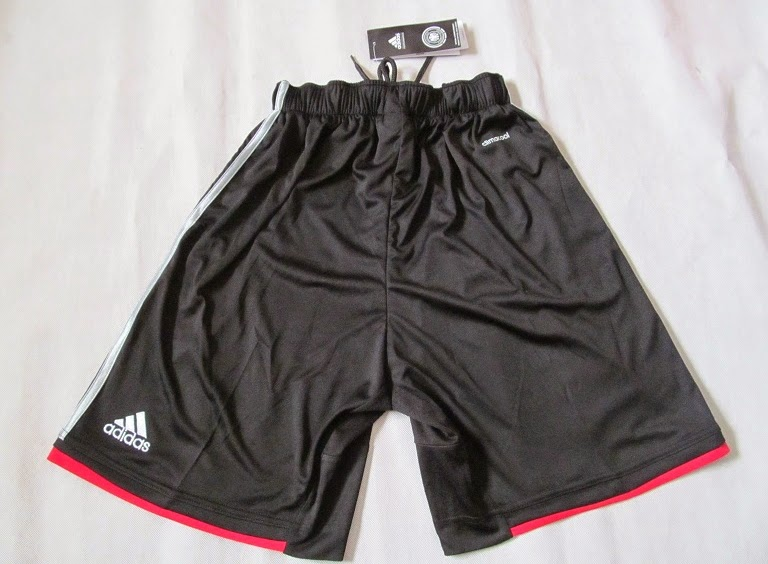 Germany 2014 World Cup Away Soccer Shorts
