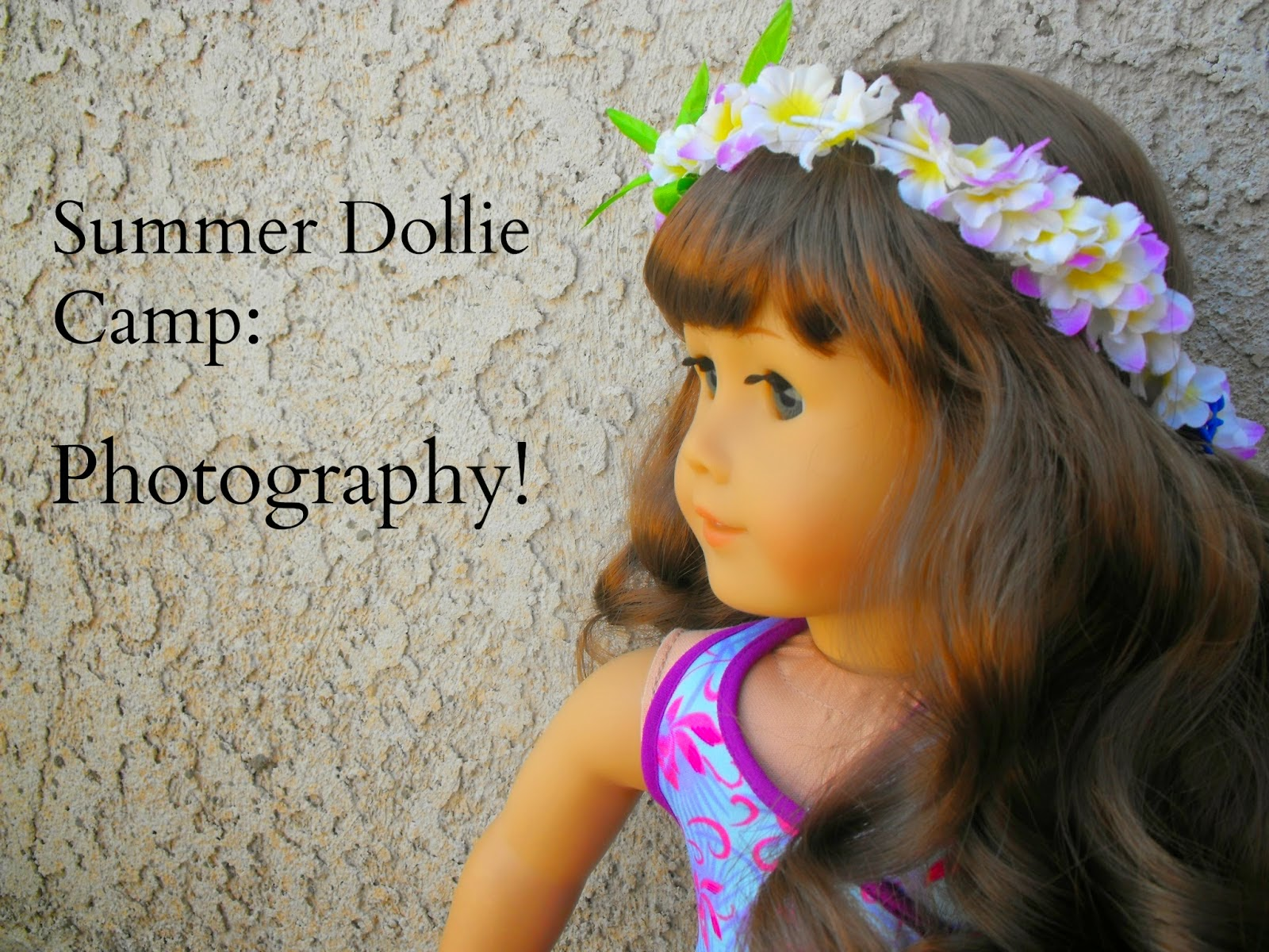 I signed up for Summer Dollie Camp