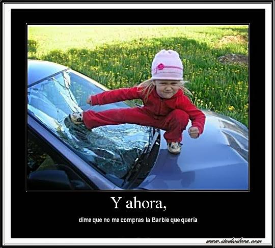 studioslera.com niños coche parabrisa