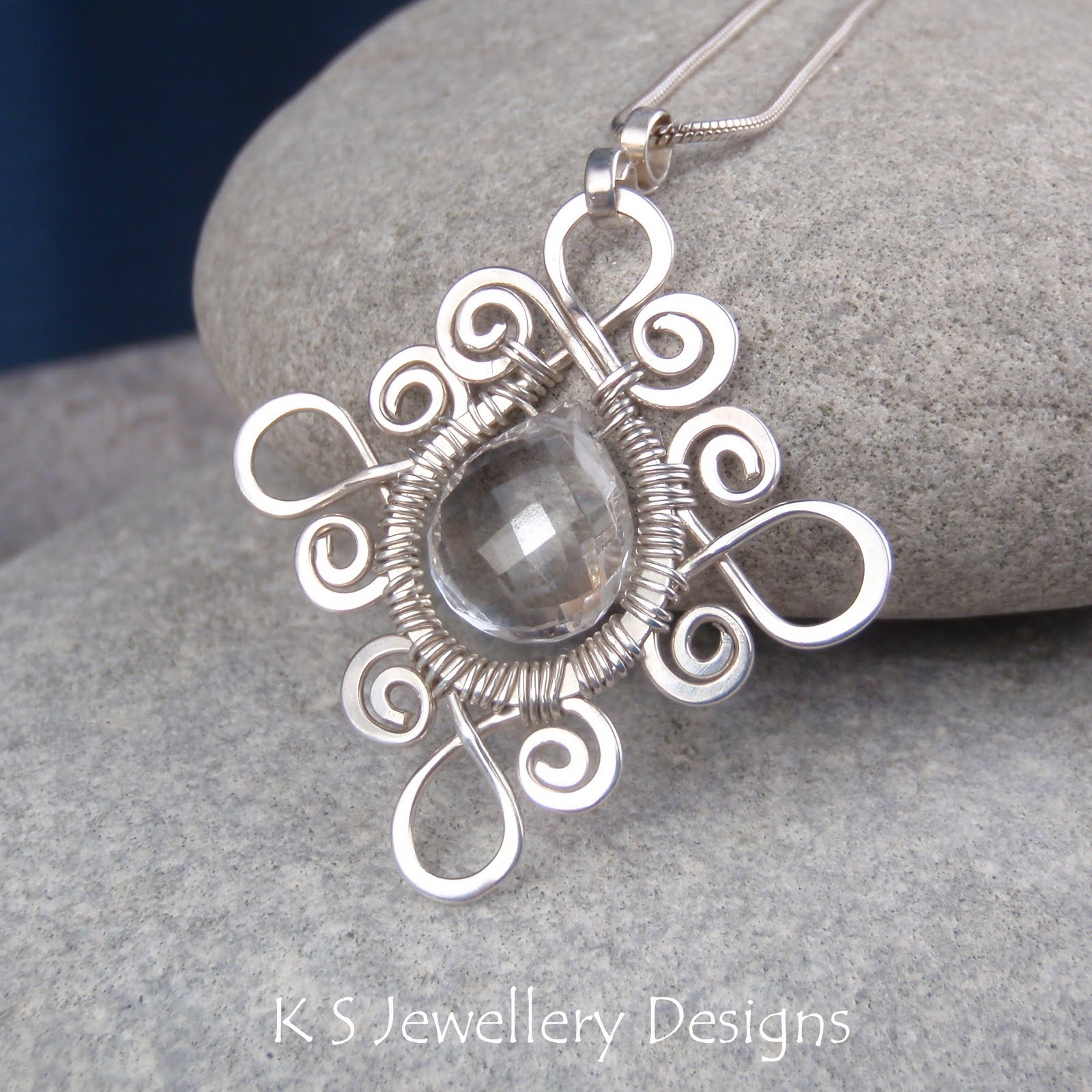 k s jewellery designs new wire jewelry tutorial sprial