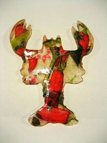 Tanya Ruffin for Amazing Mold Putty-- remelt crawfish