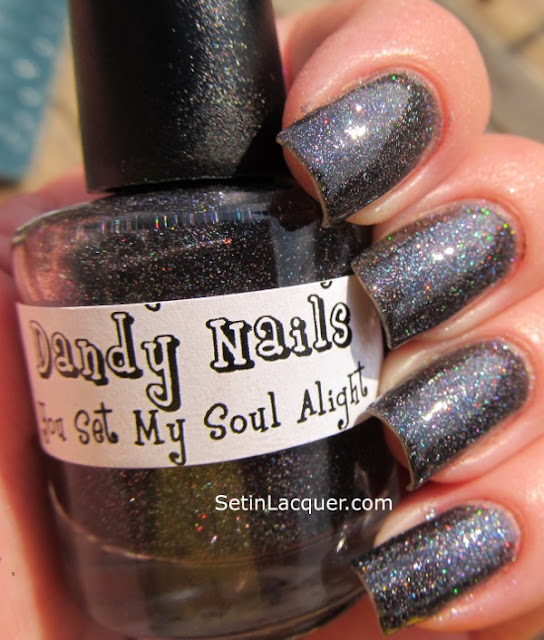 Dandy Nails You Set My Soul Alight