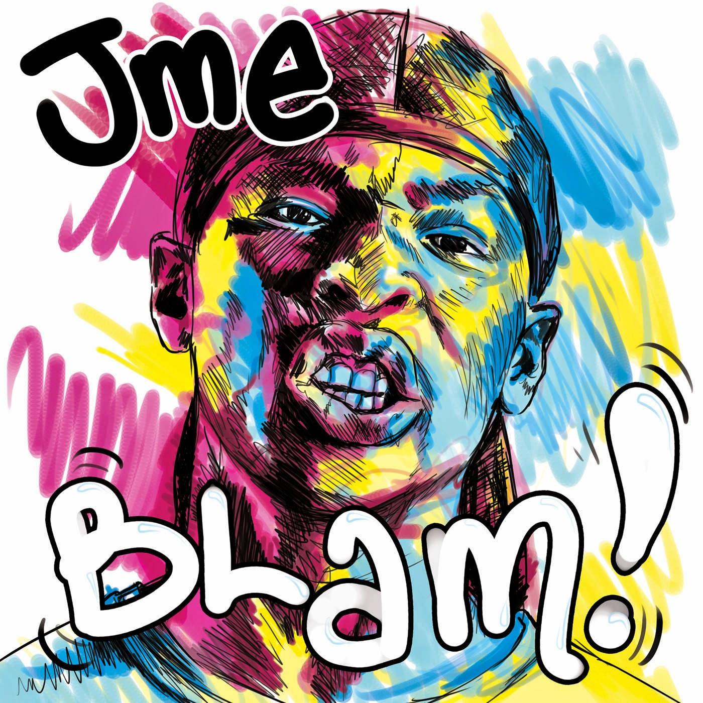 JME - Blam! Cover