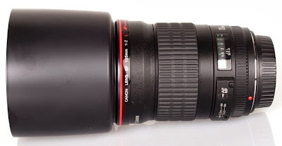 Lensa Canon EF 135mm f/2L USM