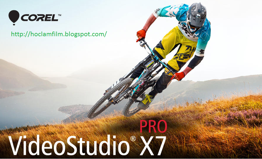 Corel VideoStudio Pro X7
