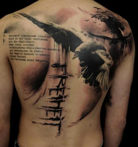Tattoos tattoo ideas with meaning for Tattoos meaning freedom