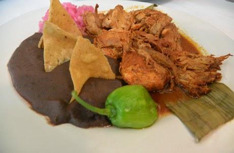 Chef David Cetina Medina, La Tradición, Mérida, Yucatán,
