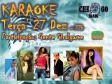 Karaoke, Pics and Drinks no Che