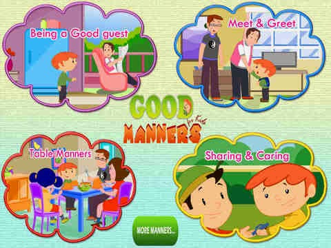Good Manners And Right Conduct Pictures Good Manners And Right Conduct