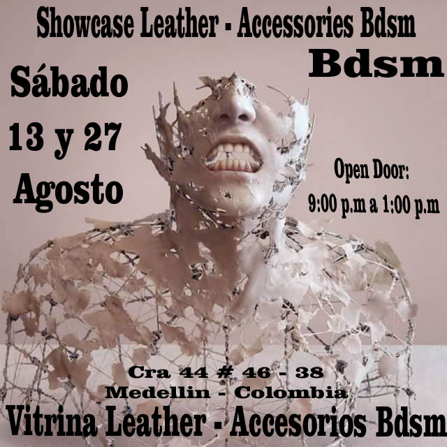 Showcase Leather - Accessories Bdsm