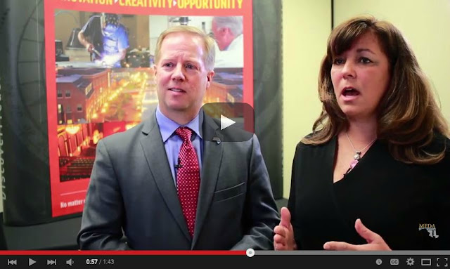 View the MEDA Awards video on the PR Frederick program.
