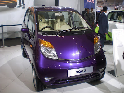 Tata nano 2013 concept