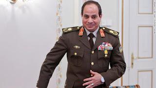 General Abdel-Fattah al Sisi