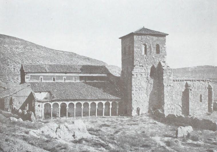 Exterior San Miguel de Escalada