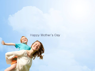 Mother's Day PowerPoint template 008A