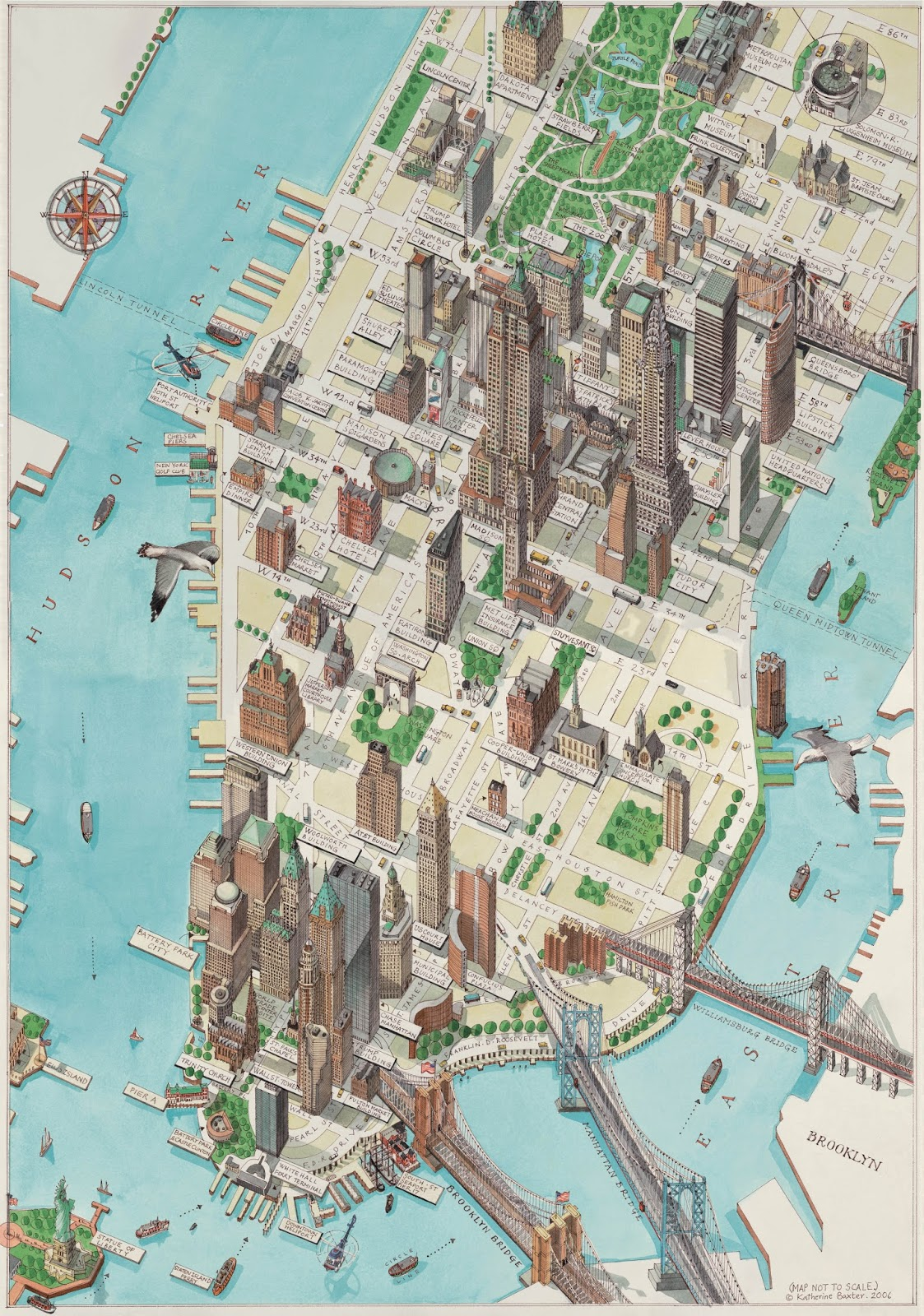 download manhattan map of new york here (pdf) · download new york citysubway map (pdf). droll danes