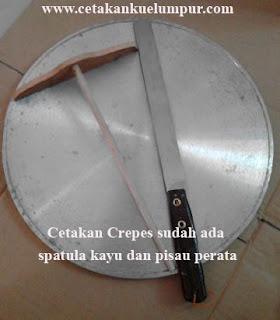 wajan crepes