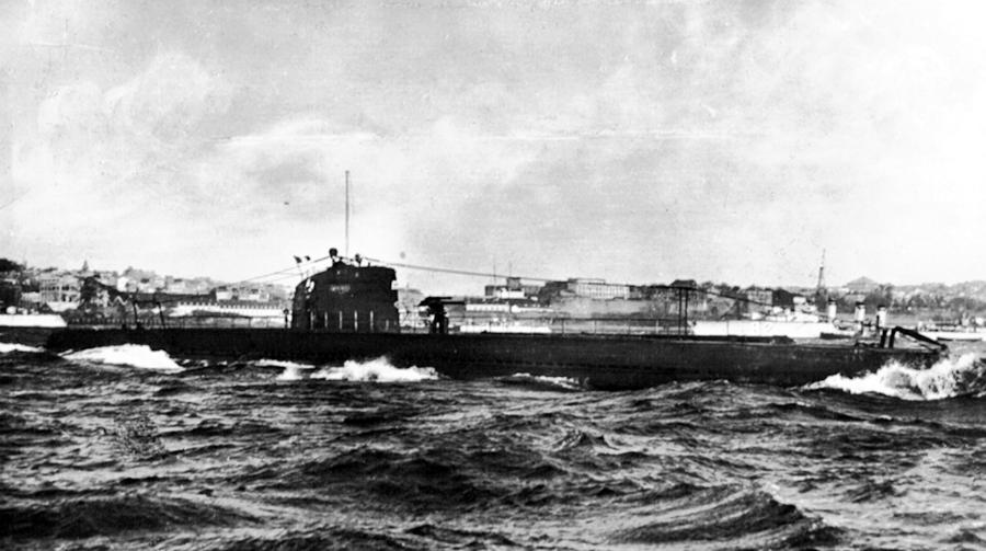 marine 1939  le sous