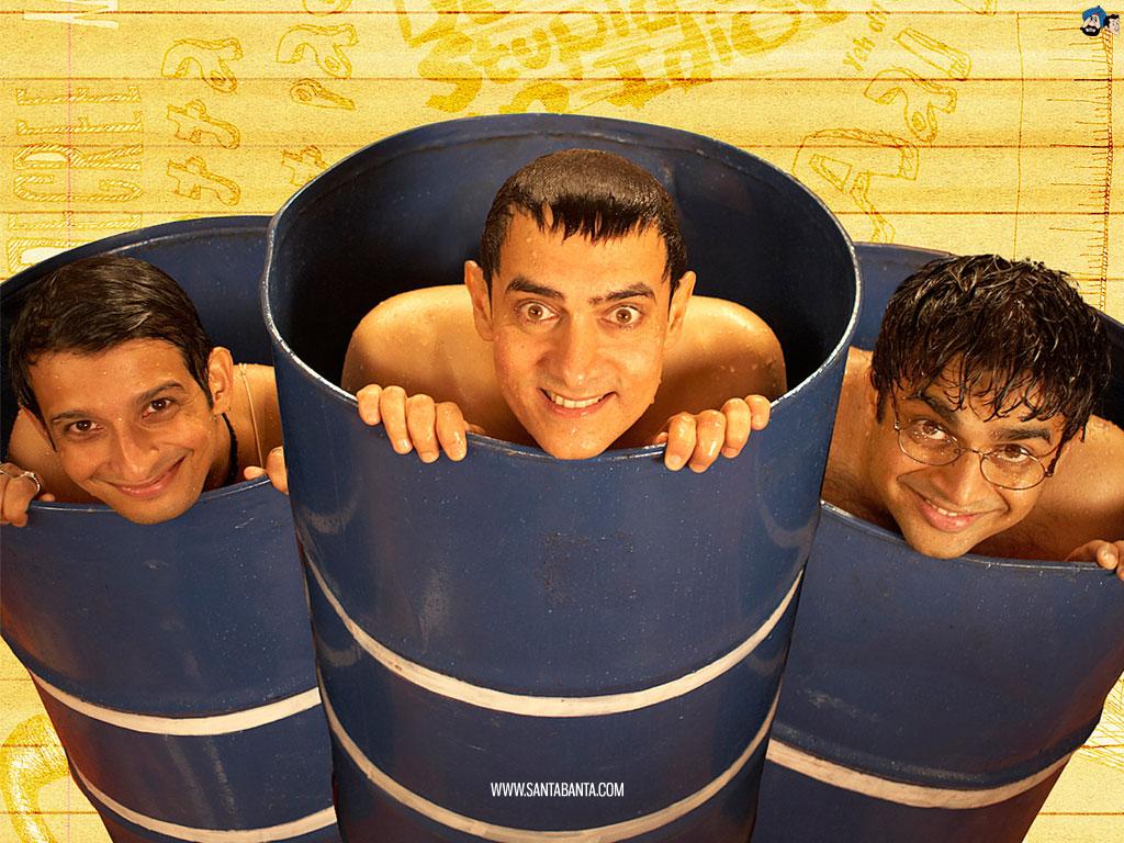 Watch 3 Idiots Full Movie