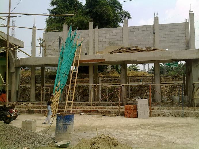 Tempat Wudhu, WC & Kamar