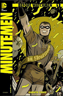 Before Watchmen: Minutemen #1 - 365 Days of Comics