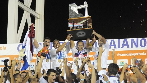 Bahia Campeão baiano de 2012