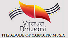 VijayaDhwani - Institute of Carnatic Music