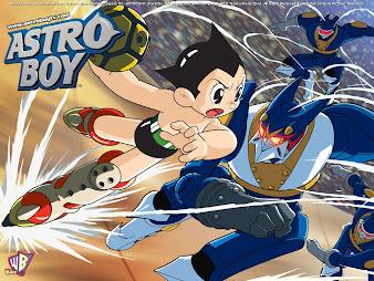 #15 Astro Boy Wallpaper