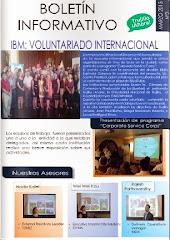 Boletín de Actividades Trujillo ¡Ahora!-Marzo 2015