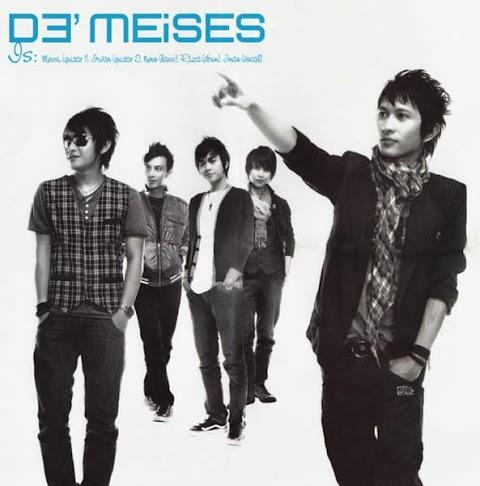 De Meises - Dengarlah Bintang Hatiku MP3