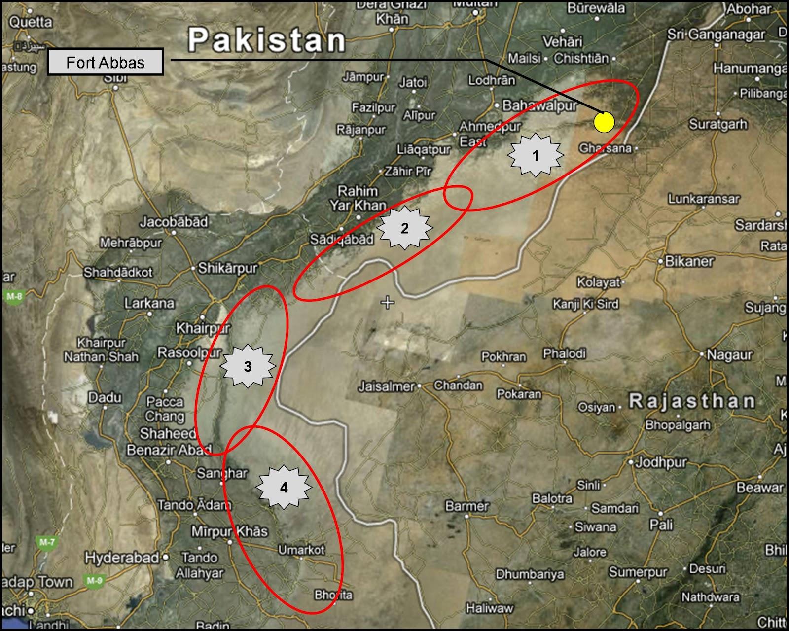 canal system of pakistan pdf