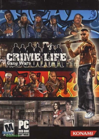 Crime Life : Gang Wars PC Game Iso Full Version