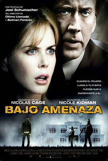 Bajo amenaza (2012) Online