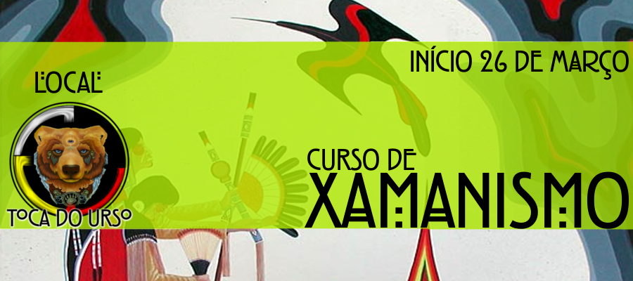 CURSO DE XAMANISMO