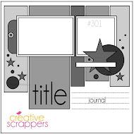 Creative Scrappers December Challenge