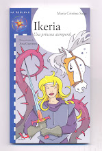 Ikeria, una princesa atemporal