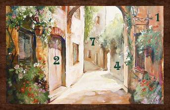 Escape room italia soluzioni agatha mediterranean escape - Quadro sopra letto ...