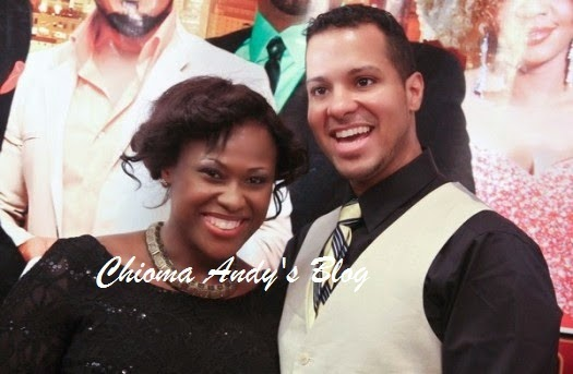 Uche Jombo Rodriguez Expecting First Baby chiomaandy.com