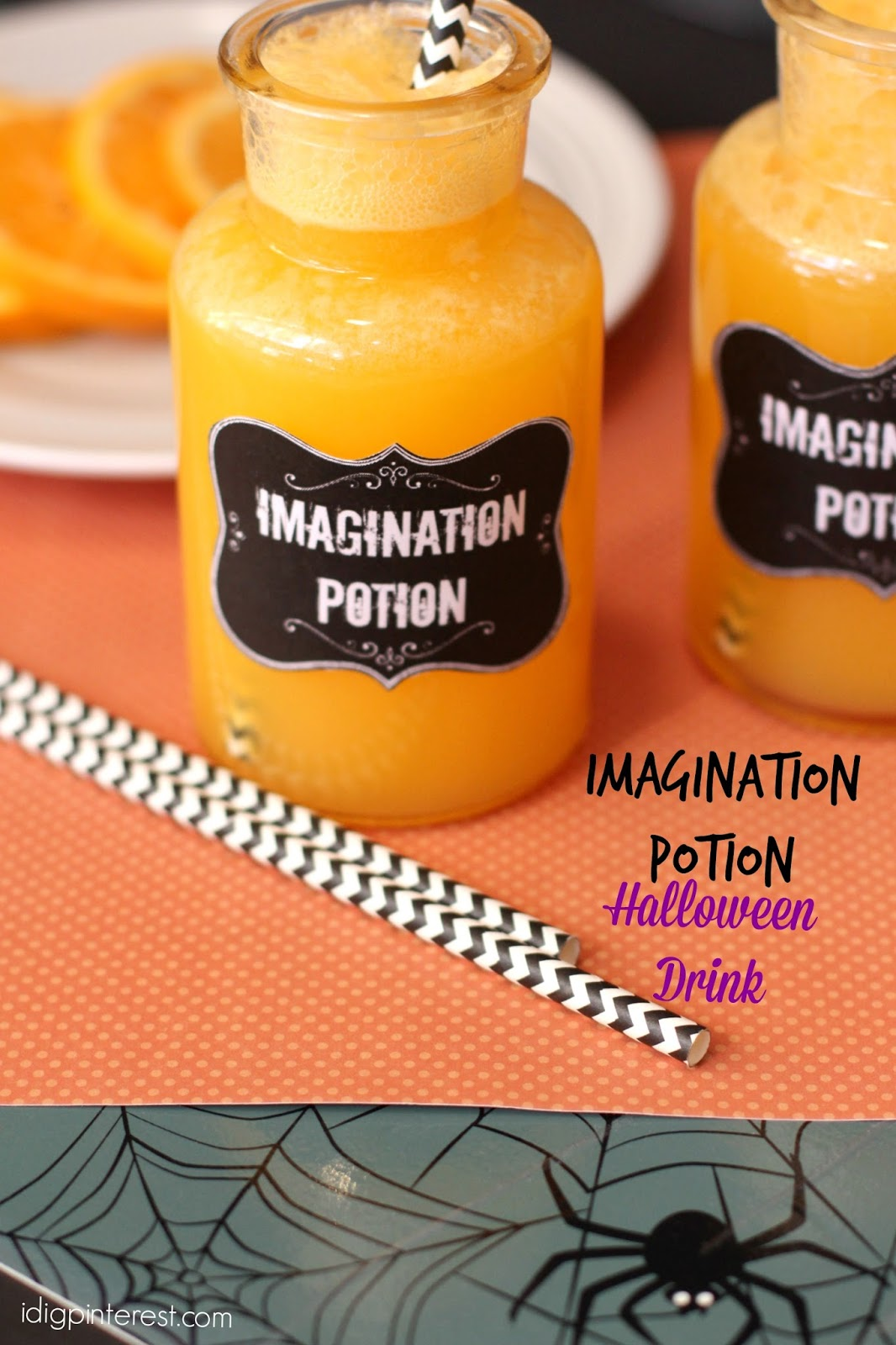 Imagination Potion and Our Favorite Halloween Kids' Books - I Dig ...