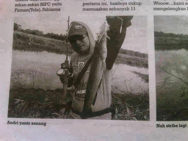 Fishing Trip Tabloid