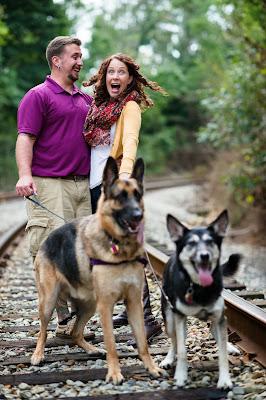 Doeblerghini Bunch:  Engagement Photos