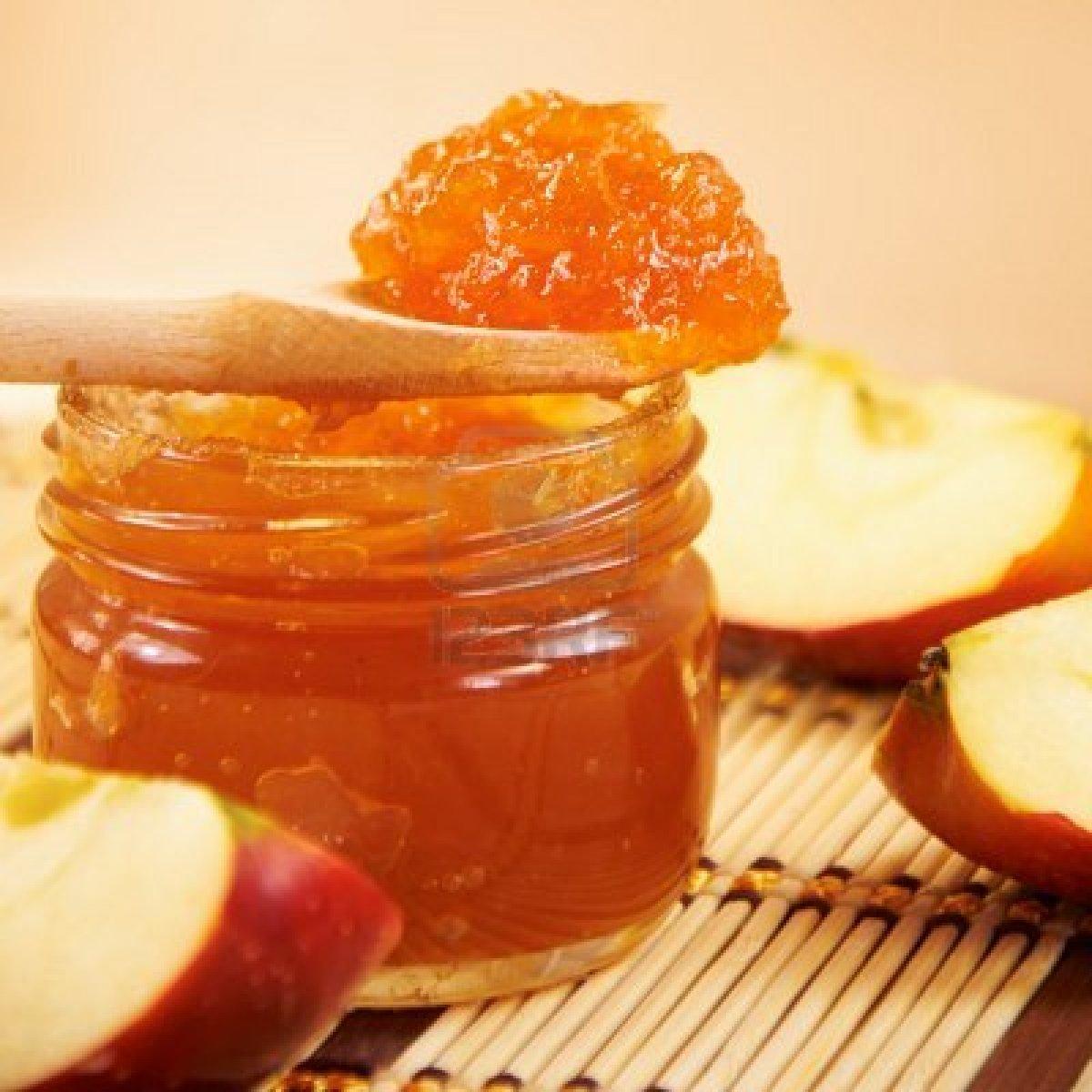 Elma Marmelatı Yapımı
