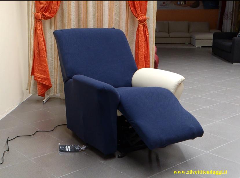 Copridivano per divano relax idee per il design della casa for Poltrone relax ikea