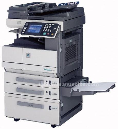 Drivers fotocopiadora minolta di 251 72