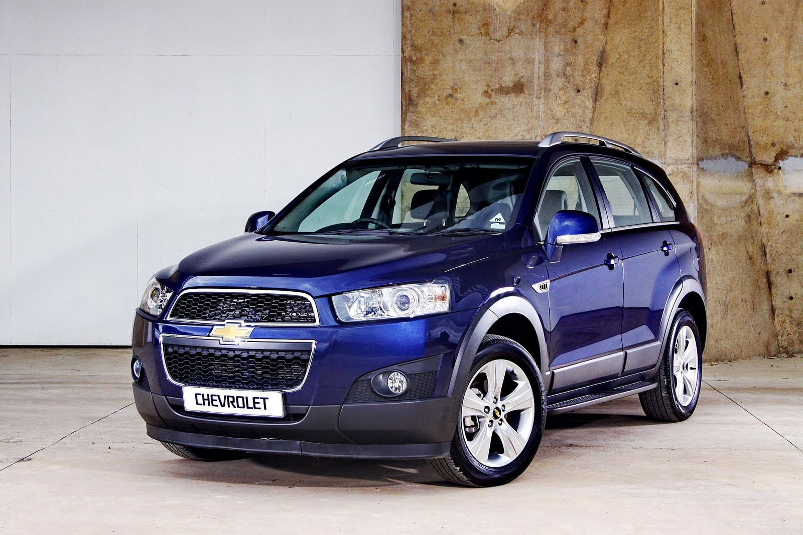 In4ride Bolder 2011 Chevrolet Captiva Launched