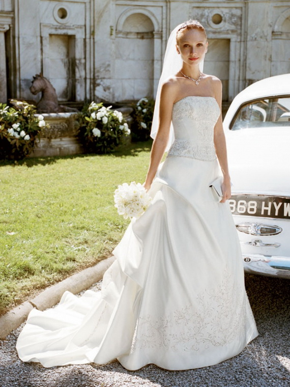 Princess Wedding Dresses 2011 Collection - wedding & Planning Married